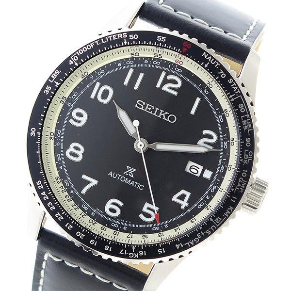 セイコー SEIKO 4R35 プロスペックス PROSPEX 自動巻き メンズ 腕時計 SRPB61K1 ブラック