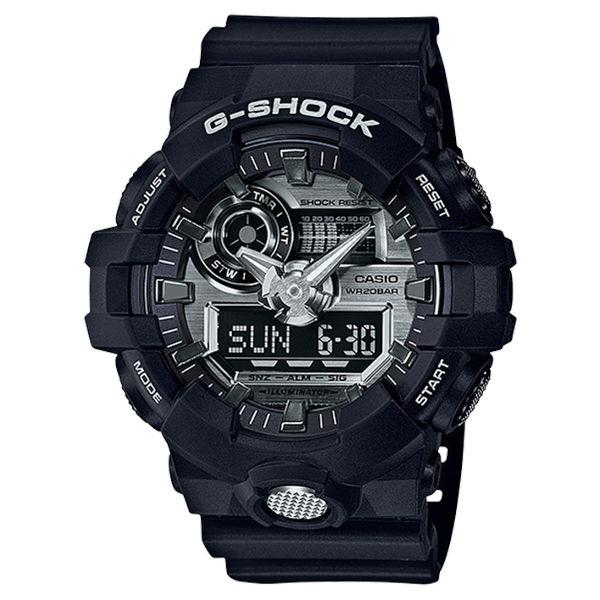 カシオ CASIO Gショック G-SHOCK メンズ 腕時計 GA-710-1AJF 国内正規