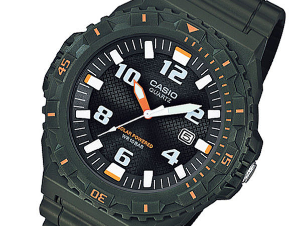 カシオ CASIO スタンダード ソーラー メンズ 腕時計 MRW-S300H-3BJF 国内正規