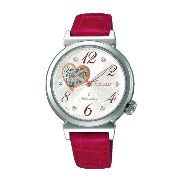 セイコー SEIKO ルキア LUKIA メカニカル 自動巻き レディース 腕時計 SSVM023 国内正規