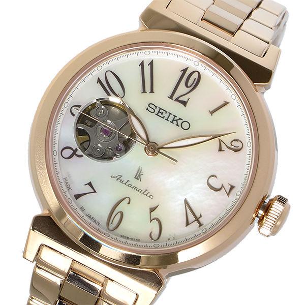 セイコー SEIKO ルキア LUKIA 自動巻き レディース 腕時計 SSA836J1 シェル