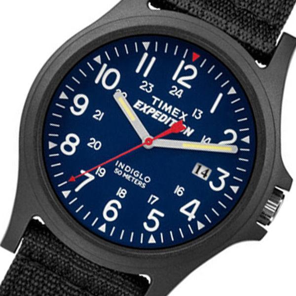 タイメックス アルカディア クオーツ メンズ 腕時計 TW4999900 ネイビー 国内正規