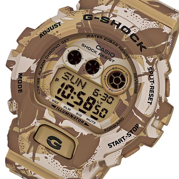 カシオ CASIO Gショック G-SHOCK メンズ 腕時計 GD-X6900MC-5 ブラウン
