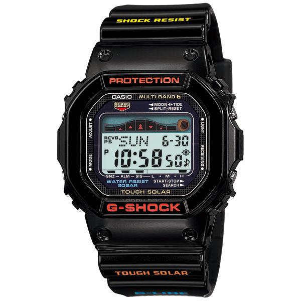 カシオ CASIO Gショック G-SHOCK Gライド 電波タフソーラー メンズ 腕時計 GWX-5600-1JF