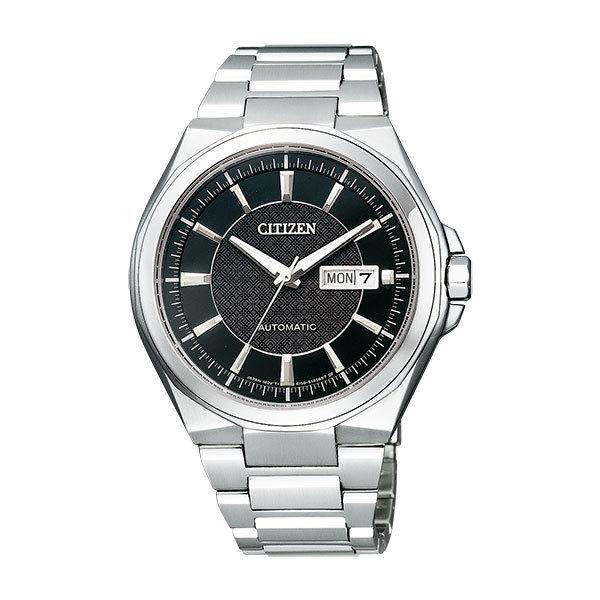 シチズン CITIZEN シチズンコレクション メンズ 自動巻き 腕時計 NP4080-50E 国内正規