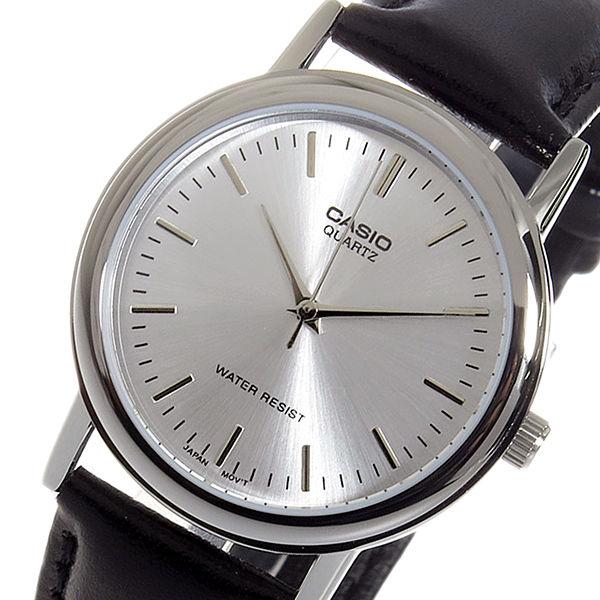 カシオ CASIO クオーツ メンズ 腕時計 MTP-1095E-7A シルバー