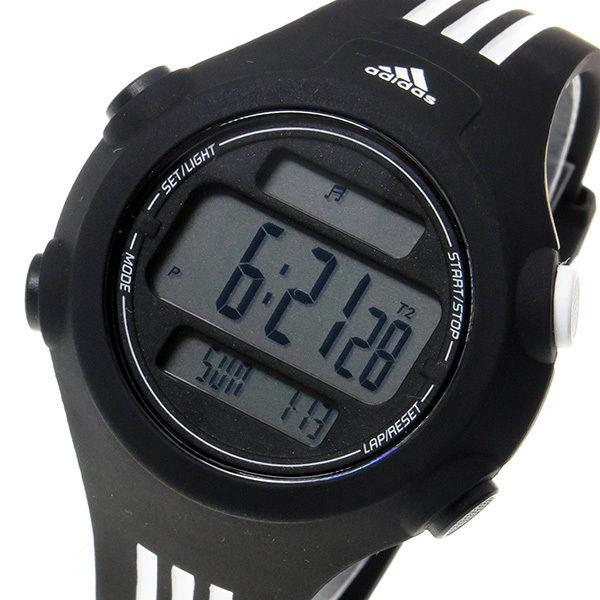アディダス ADIDAS パフォーマンス クエストラ ユニセックス 腕時計 ADP6085 ブラック