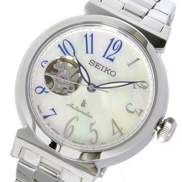 セイコー SEIKO ルキア LUKIA 自動巻き レディース 腕時計 SSA839J1 シェル