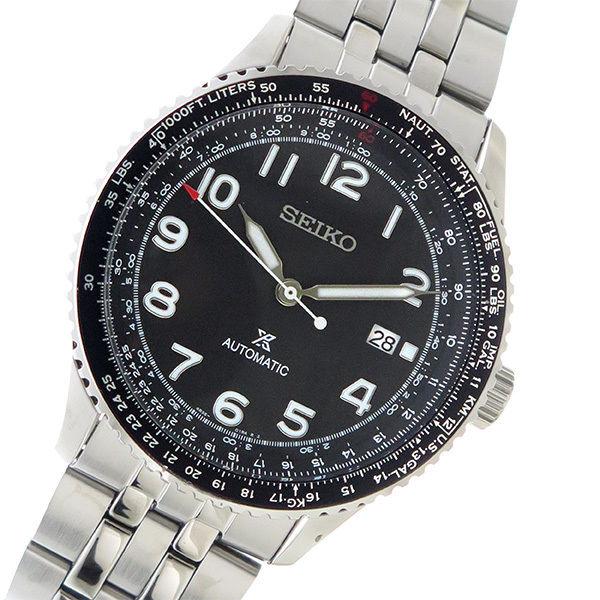 セイコー SEIKO 4R35 プロスペックス PROSPEX 自動巻き メンズ 腕時計 SRPB57K1 ブラック