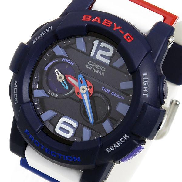 カシオ ベビーG BABY-G Gライド クオーツ レディース 腕時計 BGA-180-2B2 ブラック