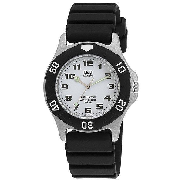 シチズン CITIZEN キューアンドキュー Q&Q メンズ 腕時計 H950J003 ブラック