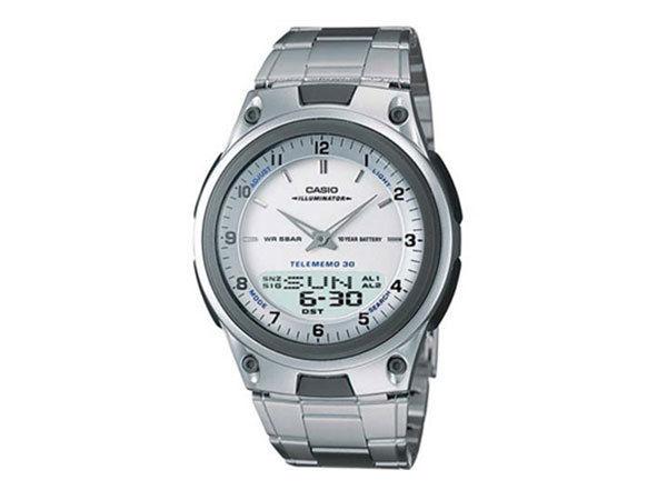 カシオ CASIO スタンダード クオーツ メンズ アナデジ 腕時計 AW-80D-7AJF 国内正規