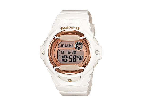 カシオ CASIO ベビーG BABY-G ピンクゴールドシリーズ レディース 腕時計 BG-169G-7JF 国内正規