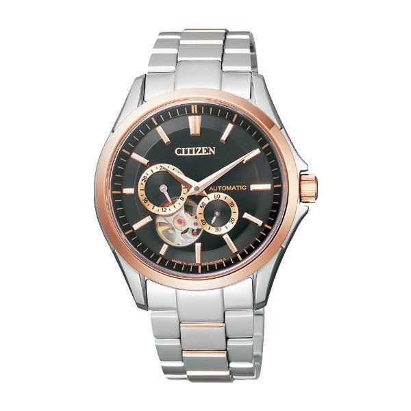 シチズン CITIZEN シチズンコレクション メンズ 自動巻き 腕時計 NP1014-51E 国内正規