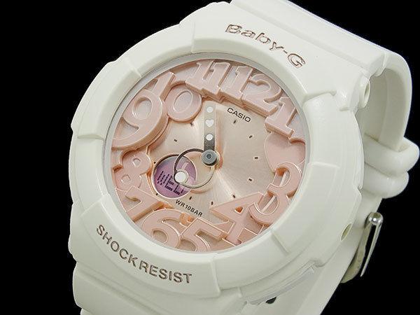 カシオ CASIO ベビーG シェルピンクカラーズ レディース 腕時計 BGA-131-7B2JF 国内正規