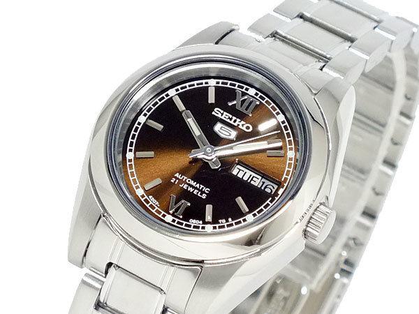 セイコー SEIKO セイコー5 SEIKO 5 自動巻き レディース 腕時計 SYMK25K1