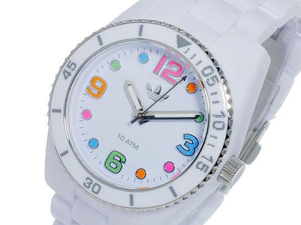 アディダス ADIDAS ブリスベン ミニ クオーツ レディース 腕時計 ADH2941 ホワイト