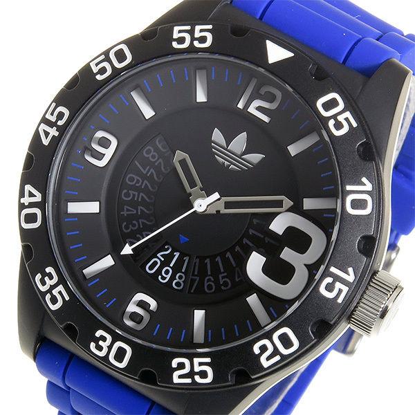 アディダス ADIDAS ニューバーグ クオーツ メンズ 腕時計 ADH3112 ブラック