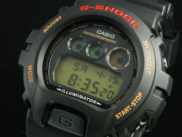 カシオ CASIO Gショック G-SHOCK ベーシック メンズ 腕時計 DW-6900G-1VQ