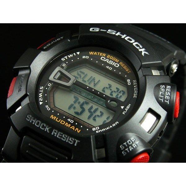 カシオ CASIO Gショック G-SHOCK マッドマン メンズ 腕時計 G-9000-1