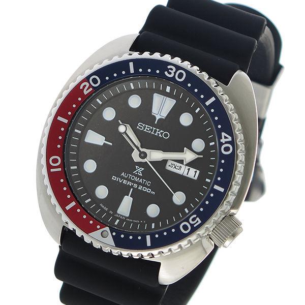 セイコー SEIKO プロスペックス PROSPEX クオーツ メンズ 腕時計 SRP779J1 ブラック