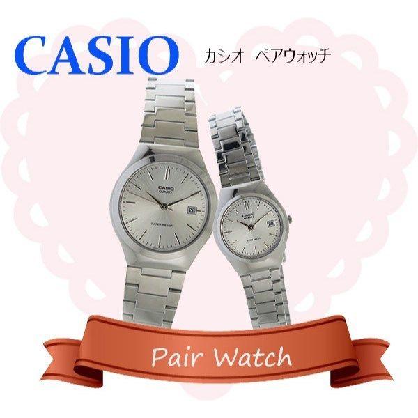 【ペアウォッチ】 カシオ CASIO チープカシオ ユニセックス 腕時計 MTP-1170A-7A LTP-1170A-7A
