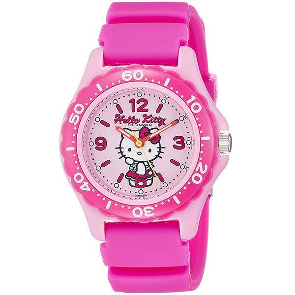 シチズン CITIZEN ハローキティ レディース 腕時計 VQ75-230 ピンク
