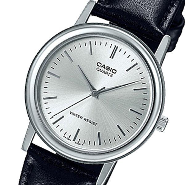 カシオ CASIO クオーツ メンズ 腕時計 MTP-1403L-7AJF シルバー 国内正規