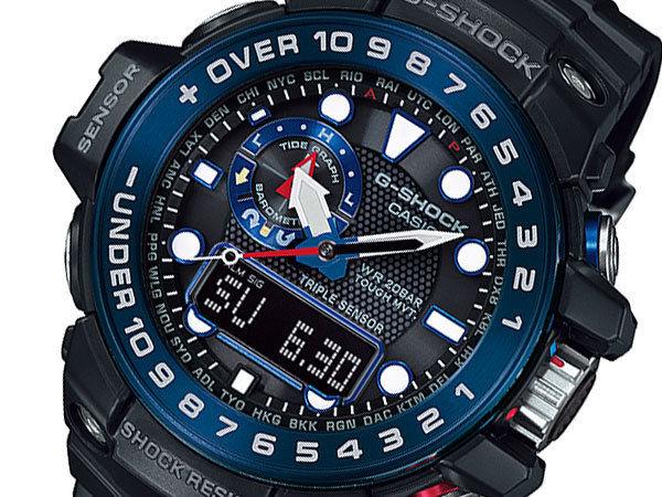 カシオ CASIO Gショック G-SHOCK ソーラー メンズ 腕時計 GWN-1000B-1BJF 国内正規
