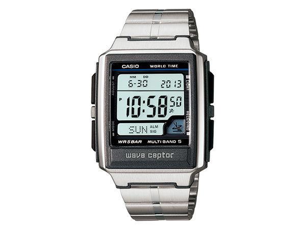 カシオ CASIO ウェーブセプター 電波受信 メンズ 腕時計 WV-59DJ-1AJF 国内正規