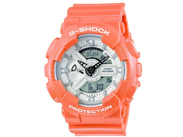 カシオ CASIO Gショック G-SHOCK マットメタリックシリーズ アナデジ メンズ 腕時計 GA110SG-4A