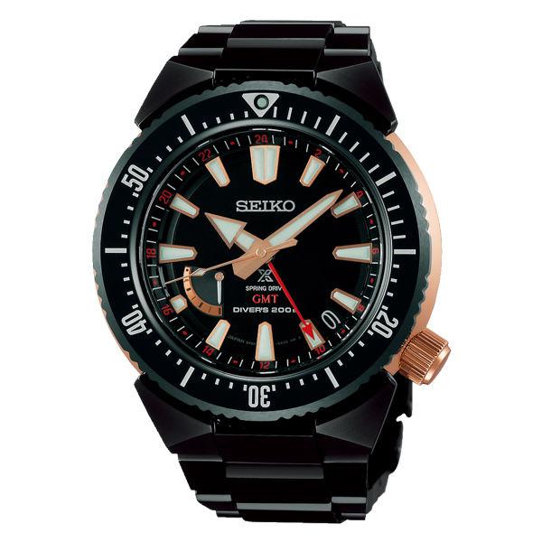 セイコー SEIKO プロスペックス PROSPEX スプリングドライブ メンズ 腕時計 SBDB018 国内正規
