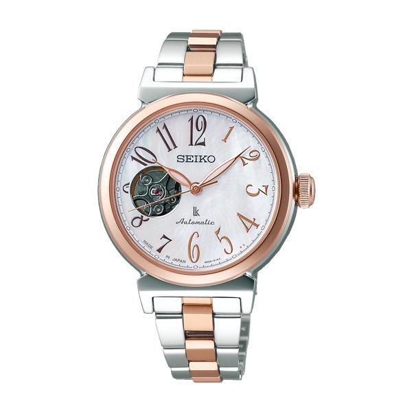 セイコー SEIKO ルキア LUKIA メカニカル 自動巻き レディース 腕時計 SSVM026 国内正規