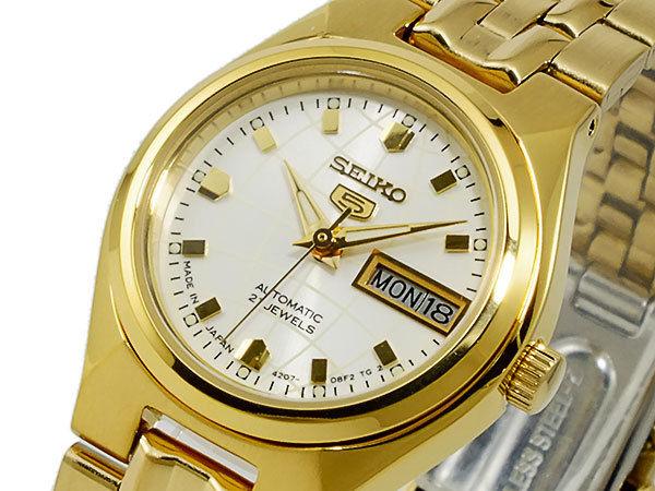 セイコー SEIKO セイコー5 SEIKO 5 自動巻き レディース 腕時計 SYMK46J1