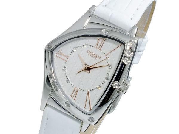 コグ COGU クオーツ レディース 腕時計 BS02T-WHR