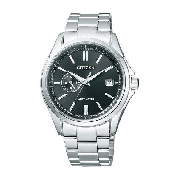 シチズン CITIZEN シチズンコレクション メンズ 自動巻き 腕時計 NP3020-57E 国内正規