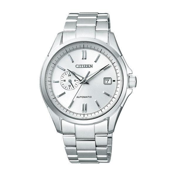 シチズン CITIZEN シチズンコレクション メンズ 自動巻き 腕時計 NP3020-57A 国内正規