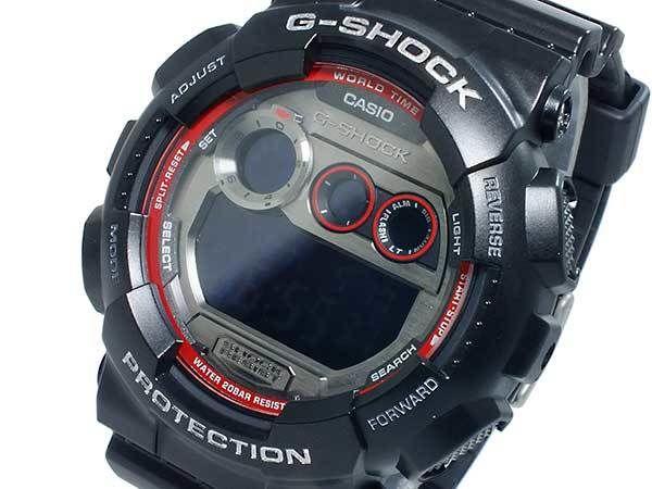 カシオ CASIO Gショック デジタル メンズ 腕時計 GD-120TS-1