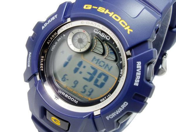 カシオ CASIO Gショック G-SHOCK メンズ 腕時計 G-2900F-2VDR