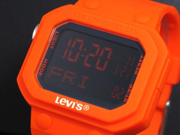リーバイス LEVIS デジタル ユニセックス 腕時計 LTB1303