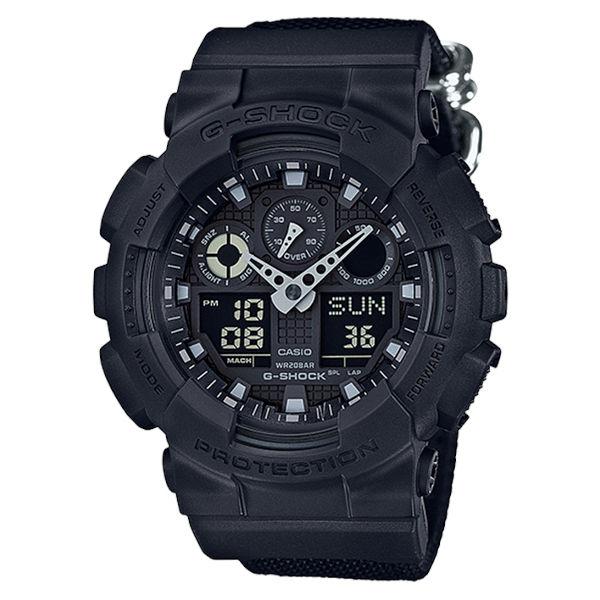 カシオ CASIO Gショック G-SHOCK メンズ 腕時計 GA-100BBN-1AJF 国内正規