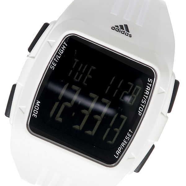 アディダス ADIDAS デュラモ DURAMO クオーツ メンズ 腕時計 ADP3260 ブラック