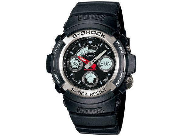 カシオ CASIO Gショック G-SHOCK メンズ 腕時計 AW-590-1AJF 国内正規