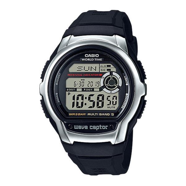 カシオ CASIO ウェーブ セプター wave ceptor メンズ 腕時計 WV-M60-1AJF 国内正規