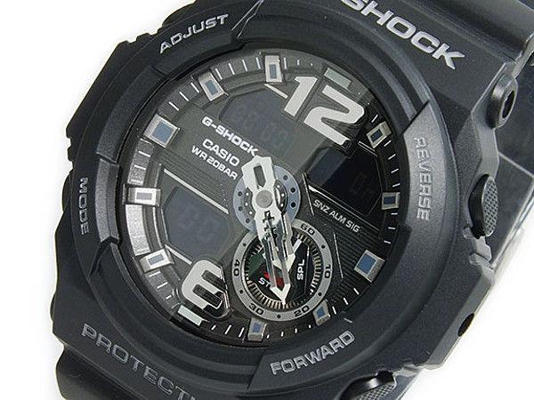 カシオ CASIO Gショック G-SHOCK クオーツ メンズ アナデジ 腕時計 GA-310-1A