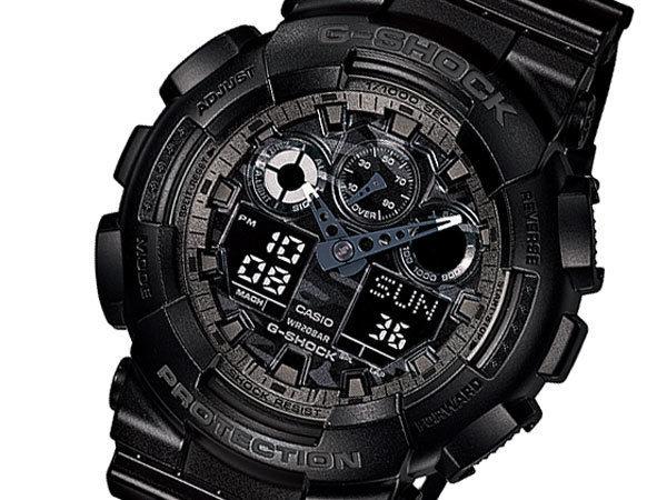 カシオ CASIO Gショック G-SHOCK メンズ 腕時計 GA-100CF-1AJF 国内正規