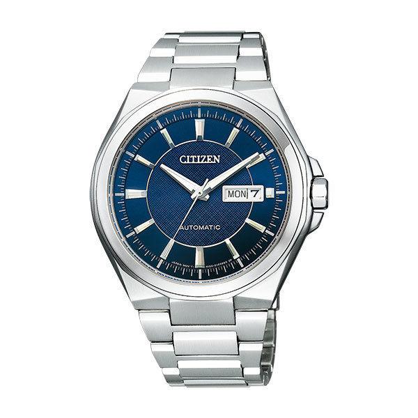 シチズン CITIZEN シチズンコレクション メンズ 自動巻き 腕時計 NP4080-50L 国内正規