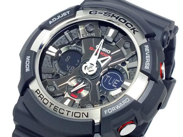 カシオ CASIO Gショック G-SHOCK メンズ 腕時計 GA200-1A