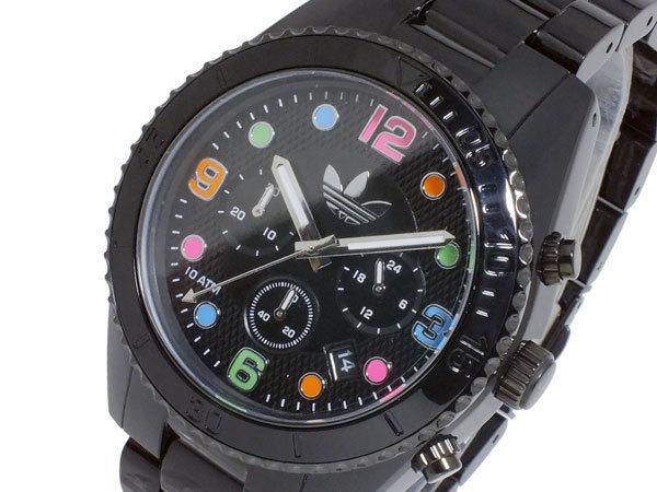 アディダス ADIDAS ブリスベン ストラップ クオーツ メンズ 腕時計 クロノ ADH2946
