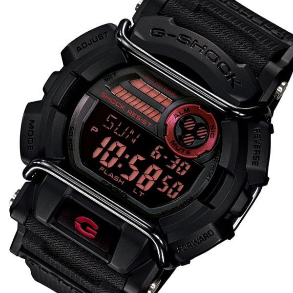 カシオ CASIO Gショック G-SHOCK デジタル メンズ 腕時計 GD-400-1 ブラック